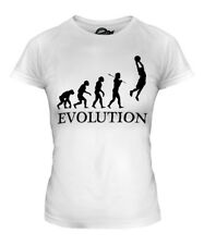 SLAM DUNK BASKETBALL EVOLUTION OF MAN LADIES T-SHIRT TEE TOP GIFT