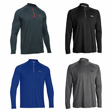 Under Armour Mens UA Tech 1/4 Zip Top