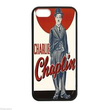 CHARLIE CHAPLIN COMEDY HOLLYWOOD Iphone Case 4 5 C 6 7 SE 8 X XR XS MAX PLUS