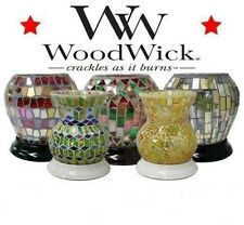 WOODWICK CANDLE ELECTRIC MELT TART BURNER / WARMER