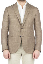 CARUSO S/S 2016 GIACCA SARTORIALE IN LINO-LANA / LINEN-WOOL JACKET art. 270220