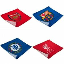 Face Cloth 30cm 100% cotton Official Football Product Fennel Towel Bath Flannel