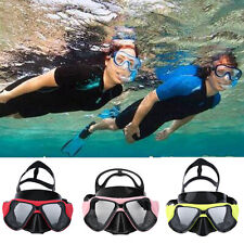 New Fashion Camera Mount Anti Fog Diving Mask Scuba Snorkel Swimming Goggles SY