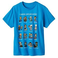 Minecraft T-shirt | Mine Craft Tshirt | Official | CAREER OPPORTUNITIES | Youth
