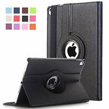 "360 Degree Rotating Leather Folio Cover Case Stand for Apple iPad Pro 2 (9.7"")"