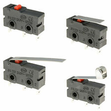Microswitch SPDT 5A Lever / Roller Micro Switch