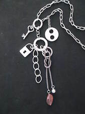 PENDANTS VERY HEAVY EYE-CATCHING CHARMS VARIOUS UNUSUAL DESIGNS *SEE OPTIONS*