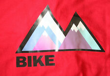 Mountain bike t-shirt, cotton, cycling t-shirt -  SALE £5.95