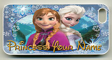 For Apple Personalised Disney Princess Girl/Womens Name Novelty iPhone 6 Case