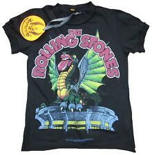 AMPLIFIED Official ROLLING STONES Dragon Zunge Rock Star Vintage T-Shirt g.XS S