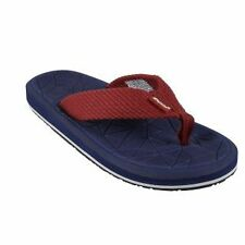 F-sports Brand Mens Navy,Red Cyprus Casual V-Shape Slipper / Flip Flops