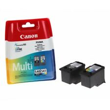 Genuine Canon PG-540 Black & CL-541 Colour Ink Cartridge For PIXMA MG3155