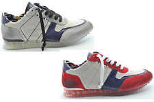 p14 Yab scarpe shoes donna sneakers basse RUNNING ALLACCIATO