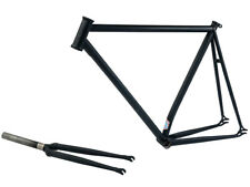 Csepel Royal 4* Retro Single Speed Fixie Track Rahmen schwarz