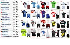 Tour de France 2016 short sleeve cycling jersey bib shorts MTB set clothes  bike