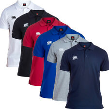 Canterbury Waimak Core CCC Polo Shirt Short Sleeve Training Rugby Pique E533803