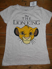 DISNEY THE LION KING  Ladies T Shirt Primark Womens