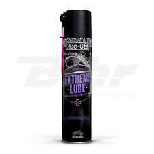 GRASA DE CADENA (PARA HÚMEDO) MUC-OFF EXTREME LUBE SPRAY 400ML, MUC-OFF MOTO