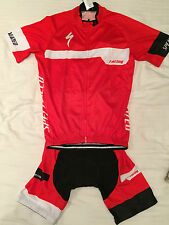 NEW 2016 Pro Team Special Racing cycling jersey AND bib shorts set M L XL