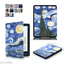 "ProElite Flip case cover for Amazon Kindle E Reader 6"" 8th Generation 2016 Sky"