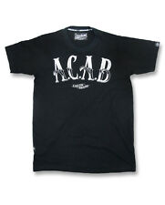 Liquor Brand Herren ACAB2 T-Shirt.Tattoo,Biker,Custom,Rockabilly,Oldschool Style