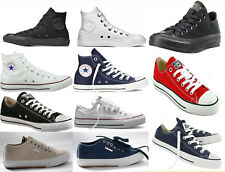 Converse All Star scarpa uomo e donna sneakers Chuck Taylor all black all white