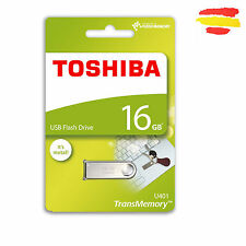 USB STICK 16GB TOSHIBA SPEICHER USB 2.0 16 GB ORIGINAL STIFT DRIVE OTG