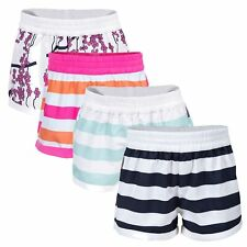 Trespass Wini Girls Short Length Summer Shorts for Beach and Camping