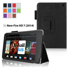 High Quality Smart Case Cover Stand For Amazon Kindle Fire HD 6'' 7'' 2014