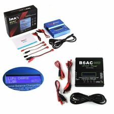 B6AC Dual Power Lipo NiMH Akku Batterie Digitale Balance Charger Ladegerät Multi
