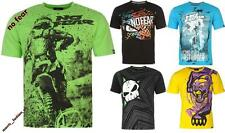 No Fear Moto Graphic T Shirt Mens Motocross Short Sleeves  ~All Size M -XXL SALE