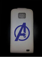 ETUI COQUE AVENGERS COMICS MARVEL SAMSUNG GALAXY S3 S4 S5 IPHONE 4S 5 6 ...