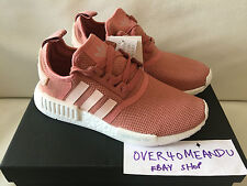 ADIDAS NMD R1 RUNNER WOMENS 'RAW PINK/VAPOUR PINK' UK 5 5.5 6 6.5 7 7.5 #S76006