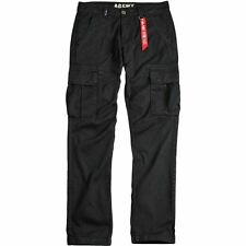 "Alpha industries Hose -  "" Agent ""  -  black"