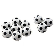 10pcs 32mm Plastic Soccer Table Foosball Ball Football BEB
