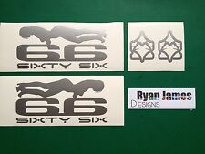 MARZOCCHI BOMBER SEXY 66 STICKER / DECAL SET