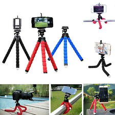 Set Durable FlexibleTripod Mount Holder For Camera iPhone Samsung Huawei PHONE
