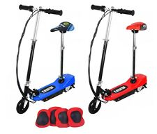 Electro roller E-scooter Electro-scooter Driveboard 120W 18kmH Sitz Sattel #1874