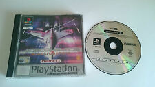 JUEGO ACECOMBAT ACE COMBAT 3 SONY PLAYSTATION PS1 PSX PAL CASTELLANO