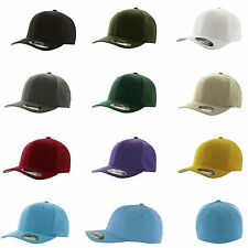 FLEXFIT CAP BASEBALL FX6277 CAPS Kinder Kids ORIGINAL FLEXFIT  BASECAP