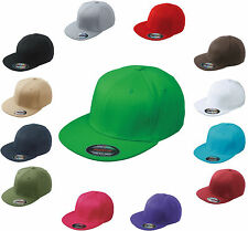 Flexfit Flatpeak MB6184 Cap flexfit flex fit Caps Basecap Original