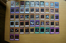 U6) Yugioh Card Ultimate Rare Collection (52 Different Cards)