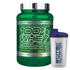 Scitec Nutrition 100% Whey Isolate Eiweiß Protein - 700g + Shaker