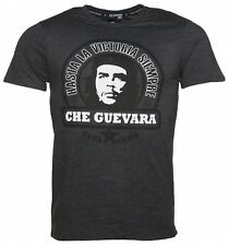 Men's Charcoal Marl Che Guevara T-Shirt