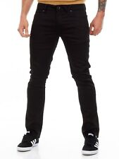 Volcom Black On Black Vorta Jeans