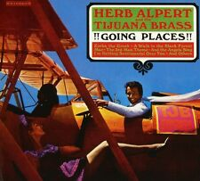 Alpert Herb & The Tijuana Brass - !!Going Places!!