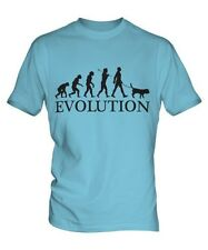 BEAGLE Evolution of Men da uomo t-shirt maglietta amanti dei cani INGLESE regalo