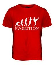 TAEKWONDO EVOLUTION OF MEN DA UOMO T-SHIRT MAGLIETTA REGALO ARTI MARZIALI