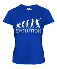 Freestyle Baile Evolution Of Man Mujer Camiseta Top Regalo Ropa