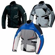 Alpinestars Valparaiso Drystar Waterproof Touring Adventure Motorcycle Jacket